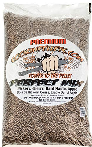 CookinPellets 40PM Perfect Mix 1 Pack 0