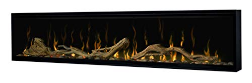 DIMPLEX LF74DWS KIT Driftwood and Rocks for 74 Electric Fireplace 0
