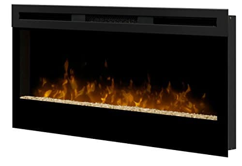 Dimplex BLF34 Wickson Wall Mounted Indoor Fireplace Black 0