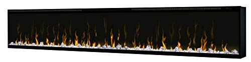 Dimplex IgniteXL 100 Inch Built in Linear Electric Fireplace XLF100 0 1