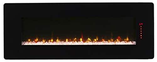 Dimplex Winslow Electric Fireplace 48 INCH Black 0 1