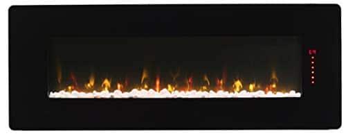 Dimplex Winslow Electric Fireplace 48 INCH Black 0