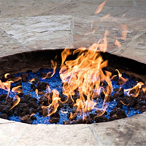 Fire Ring Burner for Fire Pits and Fireplaces 30 Inch Stainless Steel Burner 0 1