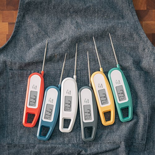 Lavatools PT12 Javelin Digital Instant Read Meat Thermometer for Kitchen Food Cooking Grill BBQ Smoker Candy Home Brewing Coffee and Oil Deep Frying Chipotle 0 3