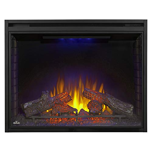 Napoleon Ascent NEFB40H Built in Electric Fireplace 40 Inch Black 0 0