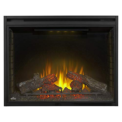 Napoleon Ascent NEFB40H Built in Electric Fireplace 40 Inch Black 0 1
