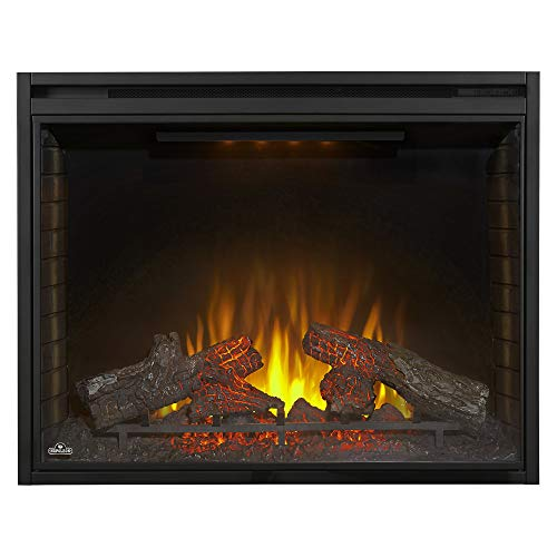 Napoleon Ascent NEFB40H Built in Electric Fireplace 40 Inch Black 0 2