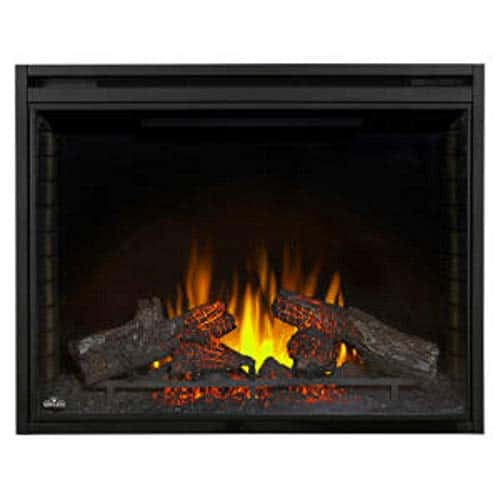 Napoleon Ascent NEFB40H Built in Electric Fireplace 40 Inch Black 0