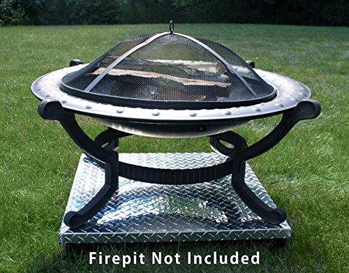 Northland Online Deck Defender Grass Guard Fire Pit Heat Shield New 0 0