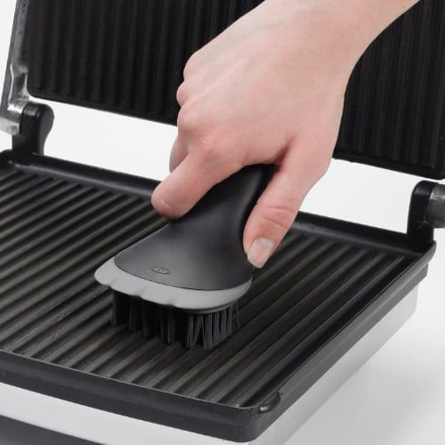 OXO 1312480 Good Grips Electric Grill and Panini Press BrushBlack 0 0