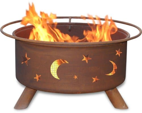 Patina Products F100 30 Inch Evening Sky Fire Pit F100 0