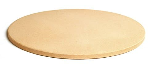 Pizzacraft 165 Round ThermaBond BakingPizza Stone for Oven or Grill PC9898 0
