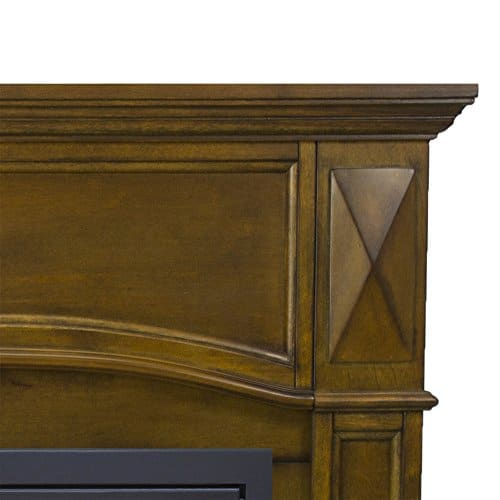 Pleasant Hearth 36 Compact Heritage 20000 Natural Gas Vent Free Fireplace System 20K BTU 0 1