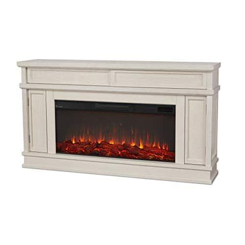 Real Flame Torrey Electric Fireplace Bone 0 3