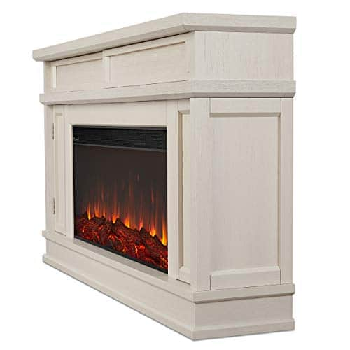 Real Flame Torrey Electric Fireplace Bone 0 4