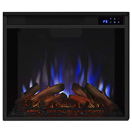 Real Flame White Chateau Electric Fireplace Small 0 1