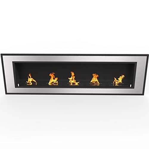 Regal Flame Cynergy 72 Ventless Built In Wall Recessed Bio Ethanol Wall Mounted Fireplace Similar Electric Fireplaces Gas Logs Fireplace Inserts Log Sets Gas Fireplaces Space Heaters Propane 0 2
