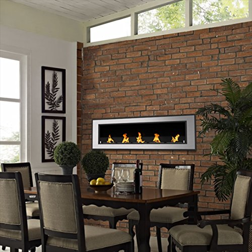 Regal Flame Cynergy 72 Ventless Built In Wall Recessed Bio Ethanol Wall Mounted Fireplace Similar Electric Fireplaces Gas Logs Fireplace Inserts Log Sets Gas Fireplaces Space Heaters Propane 0 4
