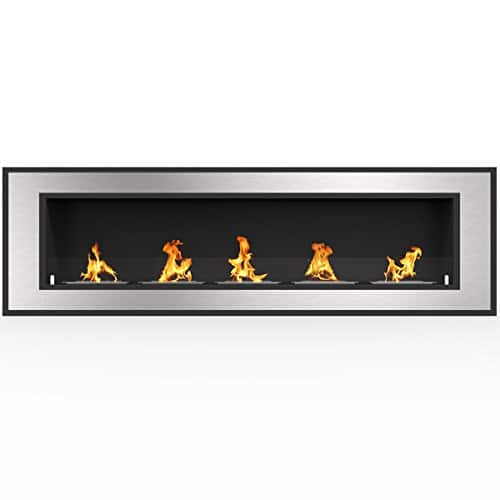 Regal Flame Cynergy 72 Ventless Built In Wall Recessed Bio Ethanol Wall Mounted Fireplace Similar Electric Fireplaces Gas Logs Fireplace Inserts Log Sets Gas Fireplaces Space Heaters Propane 0