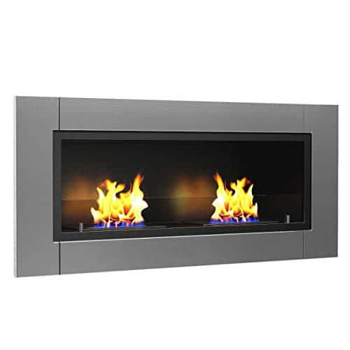 Regal Flame Valencia PRO Wall Mounted Ethanol Fireplace 0 0