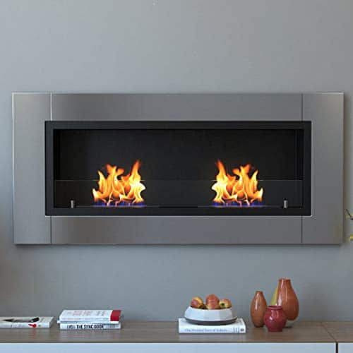 Regal Flame Valencia PRO Wall Mounted Ethanol Fireplace 0 1