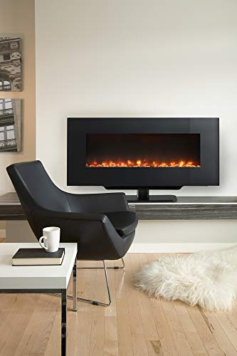 SIMPLIFIRE Wall Mount Electric Fireplace 38 0 1