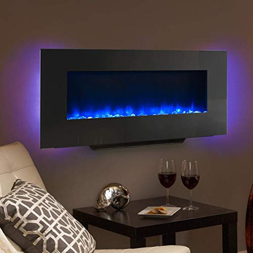 SIMPLIFIRE Wall Mount Electric Fireplace 38 0 2