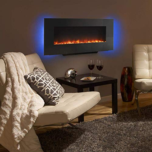 SIMPLIFIRE Wall Mount Electric Fireplace 38 0 3