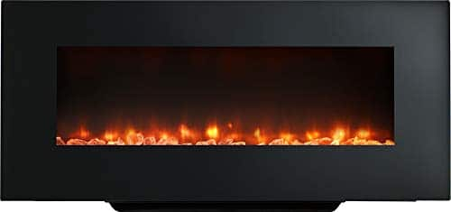 SIMPLIFIRE Wall Mount Electric Fireplace 38 0