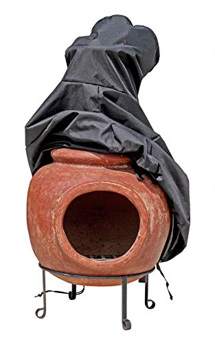 Sturdy Covers Chiminea Defender Durable Weather Proof Chiminea Fire Pit Cover 0 0