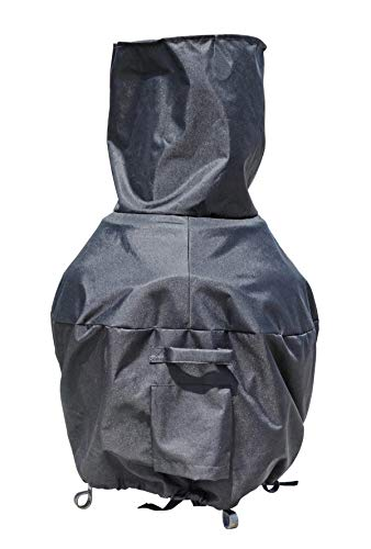 Sturdy Covers Chiminea Defender Durable Weather Proof Chiminea Fire Pit Cover 0