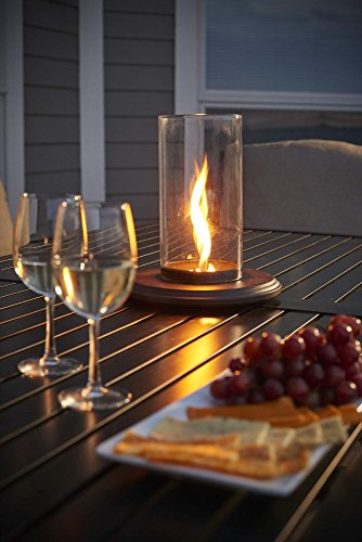 The Outdoor GreatRoom Company INT EZ Venturi Fire Pit Clear 0 1