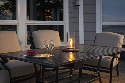 The Outdoor GreatRoom Company INT EZ Venturi Fire Pit Clear 0 2