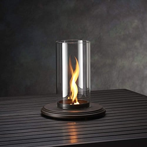 The Outdoor GreatRoom Company INT EZ Venturi Fire Pit Clear 0