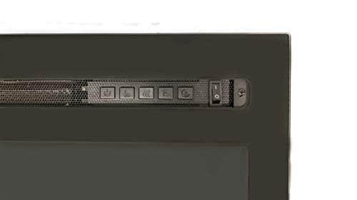 Titan Flame Model EF 30BF 26 Flat LED Insert Electric Fireplace 0 0
