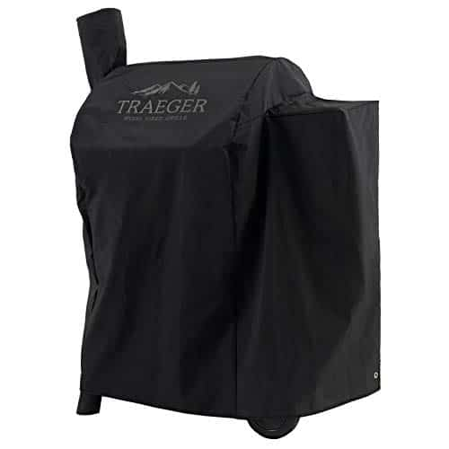 Traeger BAC503 Pro 57522 Series Full Length Grill Cover Black 0