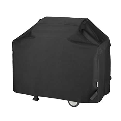 Unicook Heavy Duty Waterproof Barbecue Gas Grill Cover 55 inch BBQ Cover Special Fade and UV Resistant Material Durable and Convenient Fits Weber Char Broil Nexgrill Brinkmann Grills and More 0