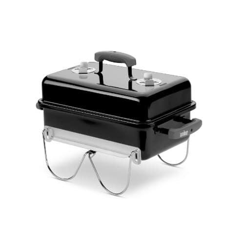 Weber 121020 Go Anywhere Charcoal GrillBlack145 H x 21 W x 1225 L 0