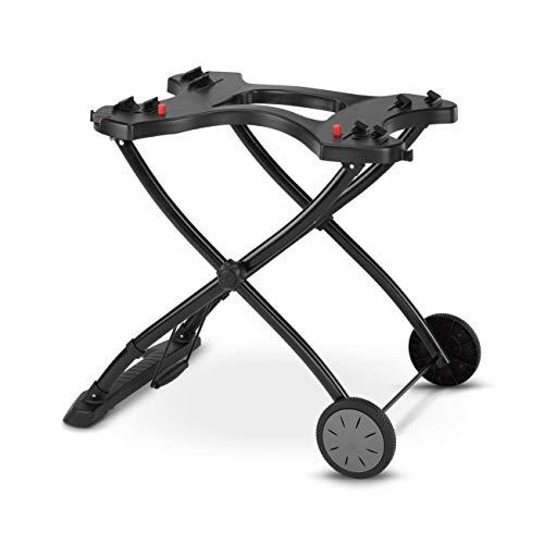 Weber 6557 Q Portable Cart 282 x 21 x 25 Black 0
