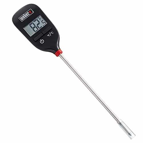 Weber 6750 Instant Read Meat Thermometer 0 1