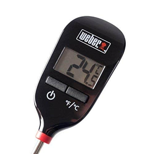 Weber 6750 Instant Read Meat Thermometer 0 3