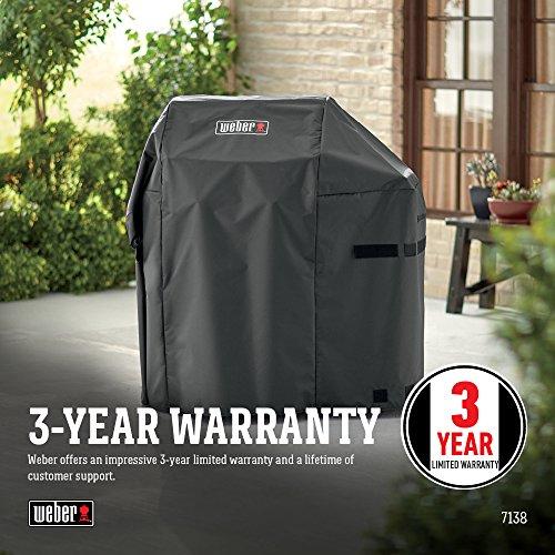 Weber 7138 Premium Cover Spirit II 200 Grill Accessory 0 1