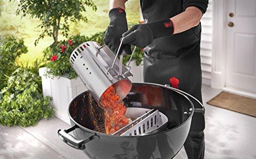 Weber 7429 Rapidfire Chimney Starter 0 2
