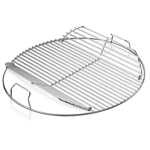 Weber Hinged Cooking Grate 0