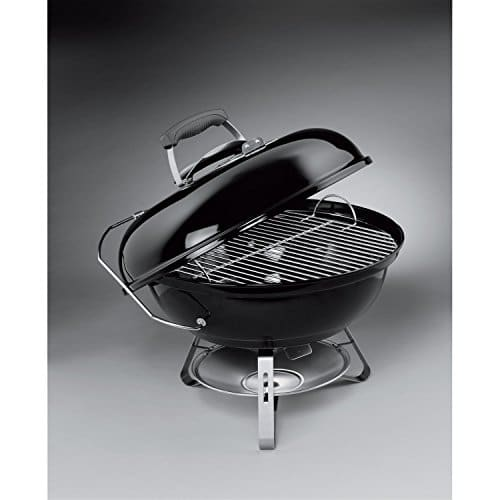 Weber Jumbo Joe Charcoal Grill 18 Inch Black 0 0
