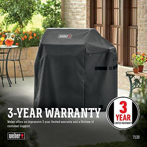 Weber Spirit II 300 Series Grill Cover 0 1