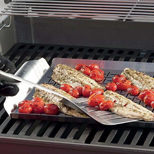 Weber Style 6435 Professional Grade Grill Pan 0 0
