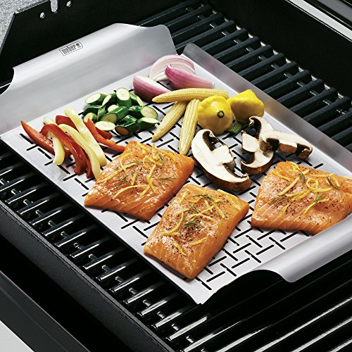 Weber Style 6435 Professional Grade Grill Pan 0 2
