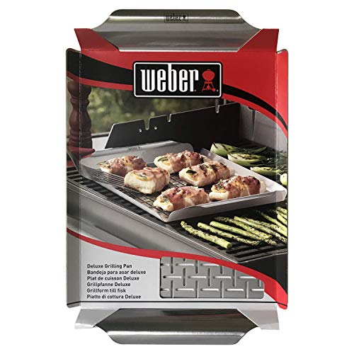 Weber Style 6435 Professional Grade Grill Pan 0 3