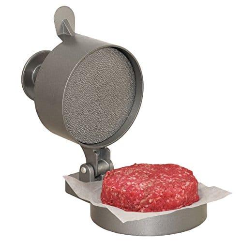 Weston Burger Express Hamburger Press With Patty Ejector 07 0310 W Makes 4 12 Patties 14Lb To 34Lb 0
